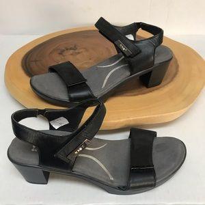 NAOT Heeled Sandal EUC
